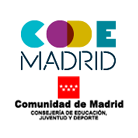 Logotipo CODE.Madrid